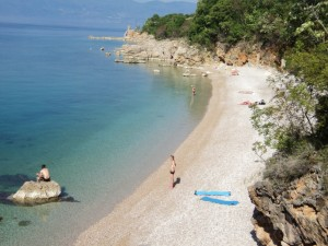 plaža Stara voda